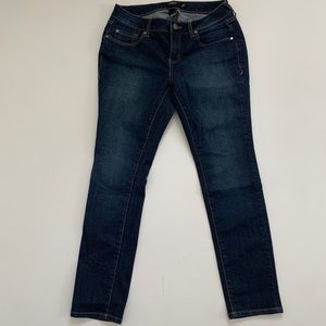 Torrid Skinny Dark Wash Stretch Jeans 10 S